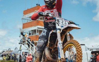 Fran Carbonero representará a España en el Mundial de Motocross Junior en Grecia, este domingo