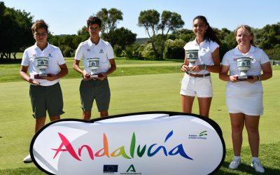 La Cañada, sede de los Campeonatos Internacionales Dobles de Andalucía de golf