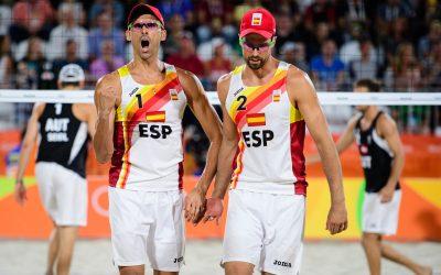 Herrera – Gavira ya conocen a sus rivales en los Juegos Olímpicos de Tokio