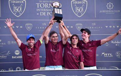 Marqués de Riscal conquista la Copa de Oro del 50º Torneo Internacional de Polo en San Roque