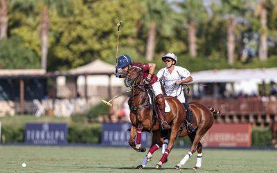 Ayala y Marqués de Riscal disputarán la final de la Copa de Oro del 50º Torneo Internacional de Polo en Sotogrande