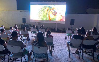 El ciclo de Cine de Verano concluye en Guadarranque con buena afluencia de público