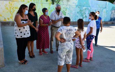 Acaba el campamento de verano organizado por Alternativas en el colegio de Puente Mayorga