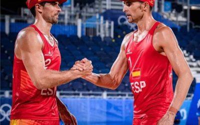 Herrera y Gavira dicen adiós a los Juegos Olímpicos de Tokio 2020