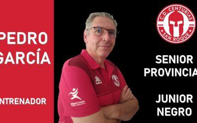 Pedro García entrenará al Senior provincial y al Junior Negro del CD Centurias