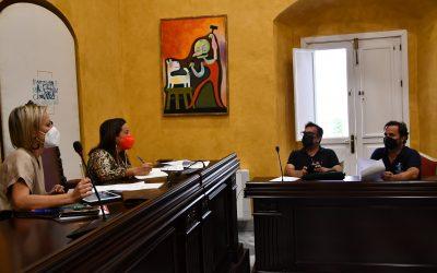"""La película rodada en San Roque sobre """"La Casa de Bernarda Alba"""" se estrenará en el Galiardo en 2022"""