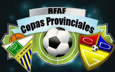 CD San Bernardo y CD Guadiaro pierden sus partidos de ida de cuartos de la Copa Provincial de Primera Andaluza