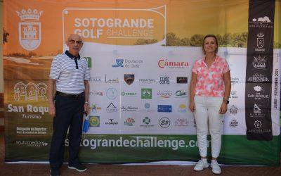 Luis Núñez y Alberto Gutiérrez vencen en la quinta prueba del Sotogrande Golf Challenge celebrado en el campo municipal de La Cañada Golf