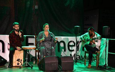 La 18 edición de la Noche Flamenca de Puente Mayorga fue todo un éxito