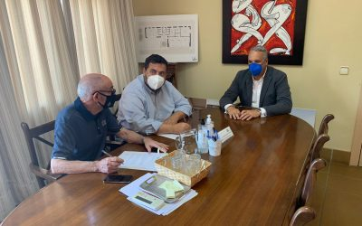 Diputación aporta 15.000 euros para contribuir a la buena marcha del Club de Golf La Cañada