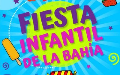 Mañana, viernes, Fiesta Infantil del Área de la Bahía en la Pista Deportiva Pepe Noya