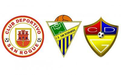 Los clubes deportivos Guadiaro, San Bernardo y San Roque ya conocen el calendario de Primera Andaluza Cádiz