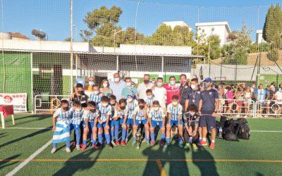 El Málaga C.F. se alzó campeón del I Memorial Jaime Clavijo