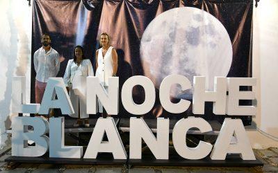 San Roque se llenó de actividades y animación con motivo de la Noche Blanca