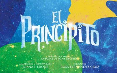 """San Rotín vuelve mañana viernes al Teatro Juan Luis Galiardo con la obra """"El Principito"""""""