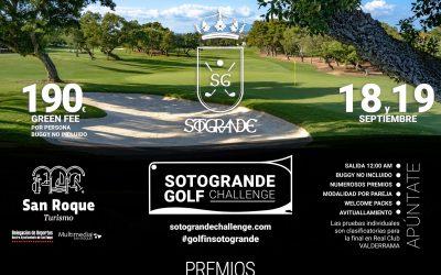 Real Club Sotogrande, última y definitiva sede regular del Sotogrande Golf Challenge