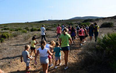 Buen número de participantes en las actividades con motivo del Día Mundial del Turismo