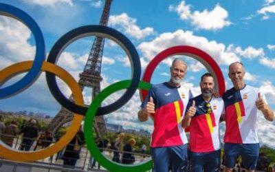 Adrián Gavira y Pablo Herrera continuarán juntos otro ciclo olímpico más
