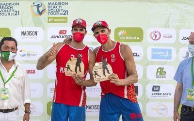 Herrera y Gavira se coronan vencedores del Campeonato de España de Vóley Playa