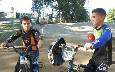 Iván Corral, a tope para la última cita de la Copa de España BMX, este fin de semana en Alcoy