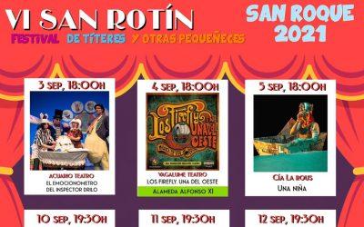 Recta final de San Rotín 21, desde el viernes en el Teatro