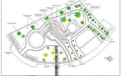 Sale a licitación, por más de 900.000 euros, la obra para un nuevo parque en Villa Victoria