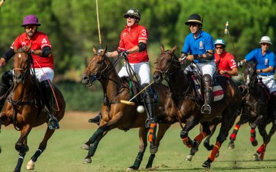 El XIII Campeonato de Europa de Polo se juega en Ayala y Santa María hasta el 19 de septiembre