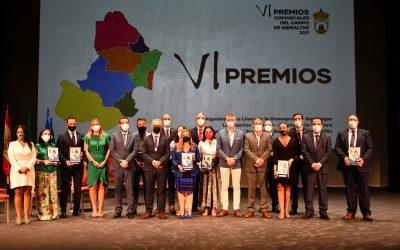 La Mancomunidad del Campo de Gibraltar entregó en San Roque los VI Premios Comarcales