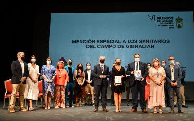 ENTREGA VI EDICION PREMIOS COMARCALES DE MANCOMUNIDAD