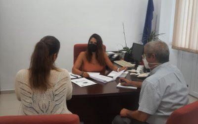 """Comercio ha realizado ya más de cien visitas a establecimientos dentro de la campaña """"Yo elijo San Roque"""""""