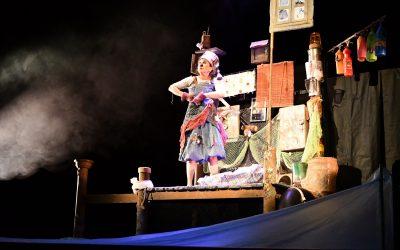 La Rous llena de magia y poesía el escenario del Juan Luis Galiardo en la tercera jornada del San Rotín