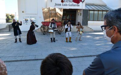 Los Firefly trasladaron ayer a la Alameda Alfonso XI el Oeste más salvaje y divertido