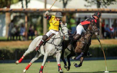 Celebrada en la sede de los Pinos la tercera jornada del XIII Campeonato de Europa de Polo