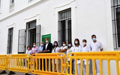 Cerca de 25.000 personas se han vacunado de Covid en el Diego Salinas, donde ha cesado esta labor