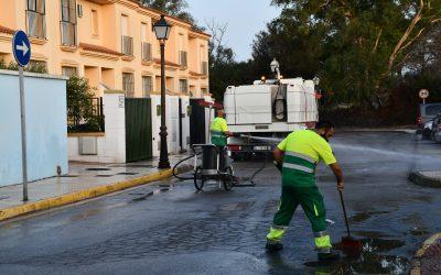 """La campaña de limpieza """"Cuida San Roque, es tuya"""" vuelve a realizarse en el municipio"""