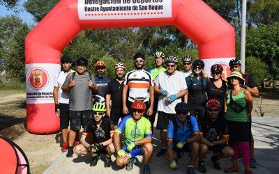 El ayuntamiento de San Roque colabora en la semana de la movilidad organizada por la Diputación