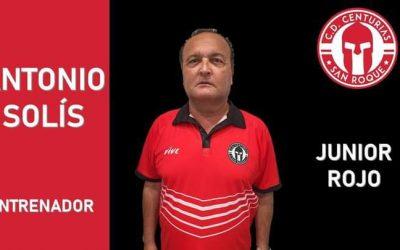 El Junior Rojo del CD Centurias seguirá a los mandos de Antonio Solís