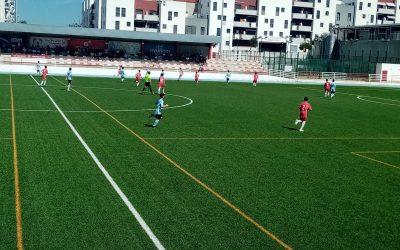 El fútbol formativo de cantera le toma el pulso a las competiciones oficiales