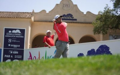 El Estrella Damm N.A. Andalucía Masters estrena normalidad en San Roque