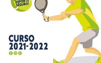 Abierto el plazo de inscripción para el nuevo curso de tenis-pádel 21/22