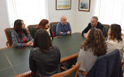 Felicitación a la EOI y al colegio de Taraguilla por obtener sendas ayudas del programa Erasmus+
