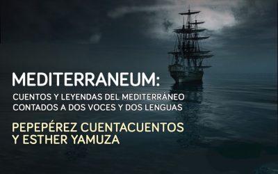 El martes, cuentacuentos mediterráneos en inglés y español en la Biblioteca del Casco