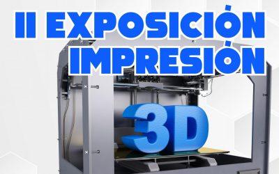 El Edificio Casa Varela acoge este fin de semana la II Exposición Impresión 3D