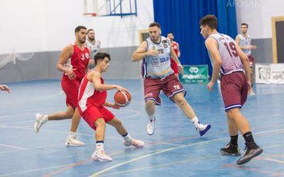 El CD Centurias se estrena en la Liga Nacional Senior con un solvente triunfo ante Club Escuela Baloncesto San Juan (77 – 56)