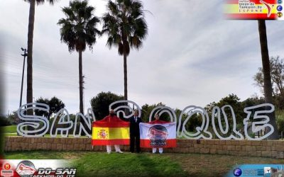 El Taekwon-Do ITF sanroqueño se va al europeo en Creta, Grecia