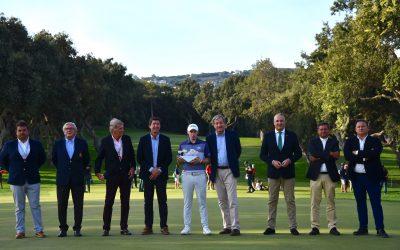 El británico Matt Fitzpatrick gana el Estrella Damn N.A. Andalucía Masters 2021