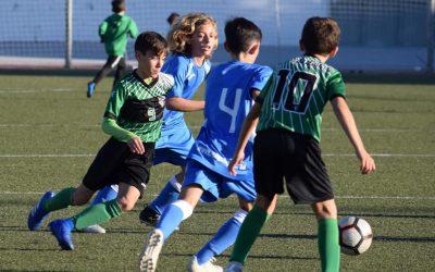Buena imagen de los equipos sanroqueños en el nuevo capítulo de Liga andaluza y provincial